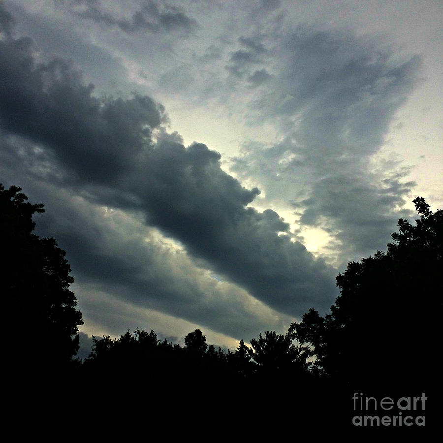 Storm on the Way by Frank J Casella