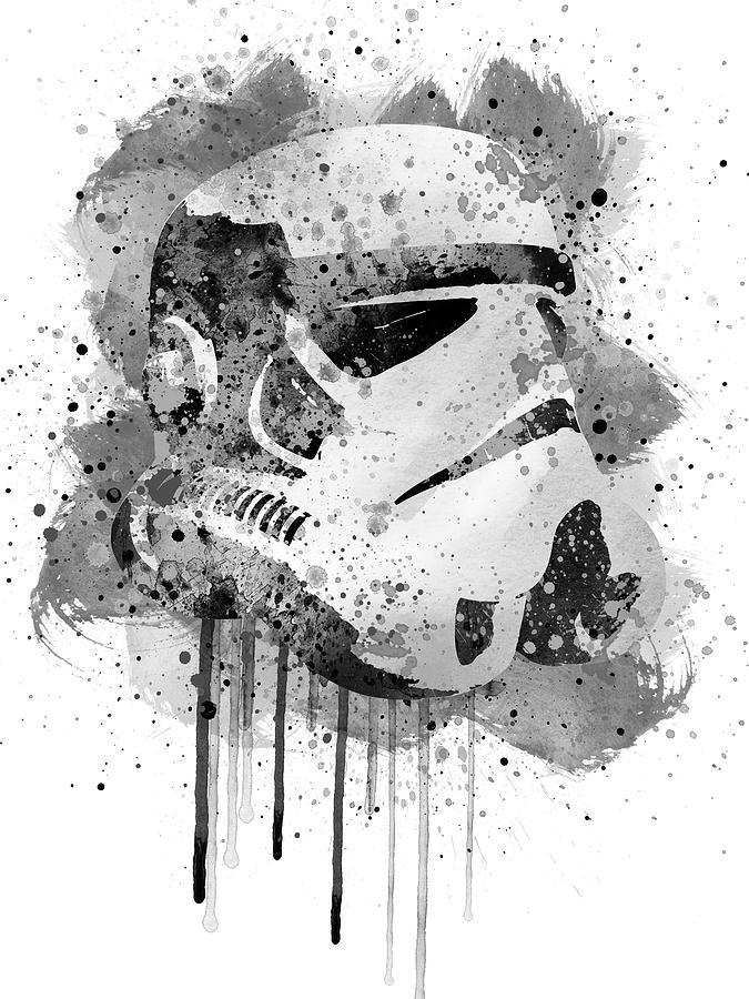 Storm Trooper Star Wars Digital Art