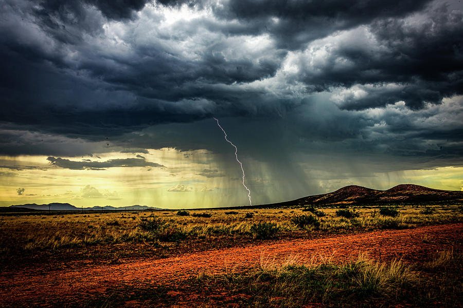 Storm's Coming by John Wilkinson