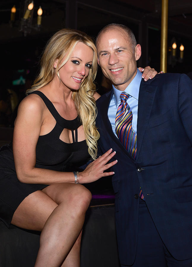 Stormy Daniels Hosts A Party At The Abbey Photograph by Tara Ziemba