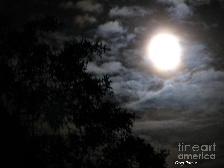 Nightscape Photograph - Story Story Night by Greg Patzer