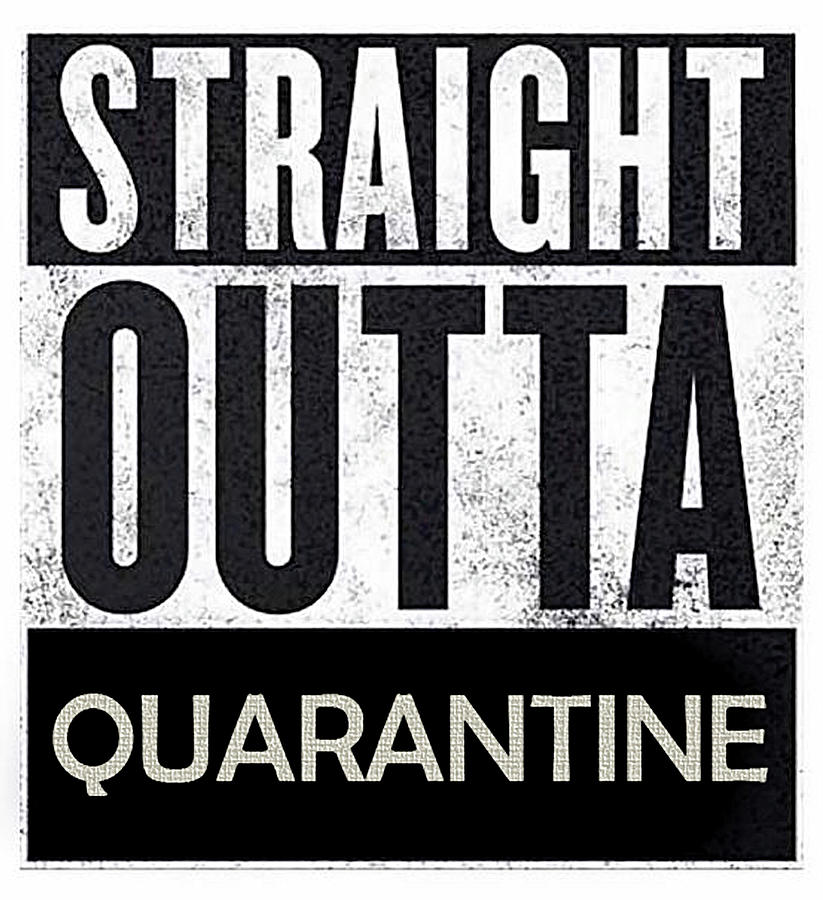 Quarantine Photograph - Straight by John Bates