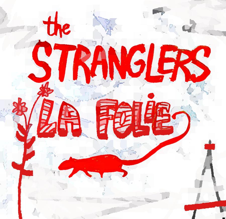 Stranglers Album 1981 Painting