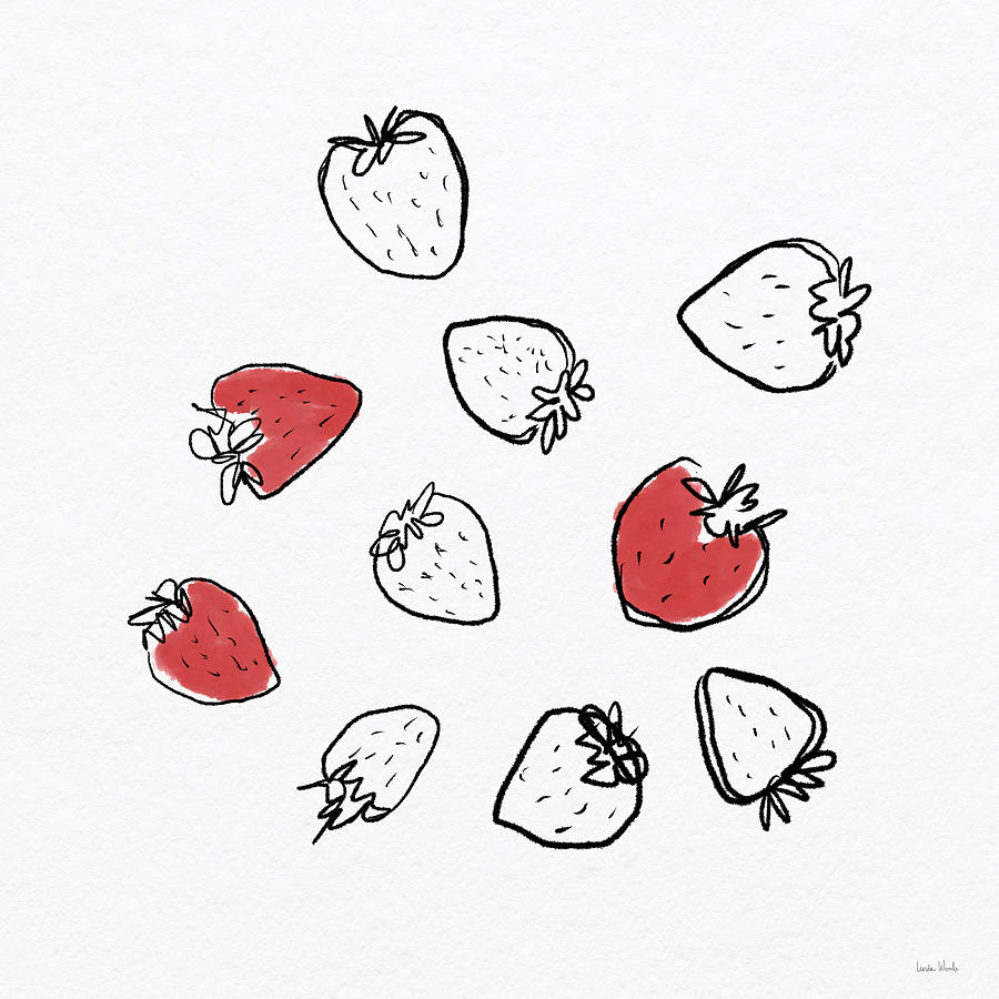 Download Strawberry Illustration
