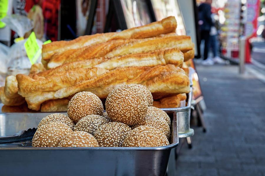 Street Bread by William Chizek