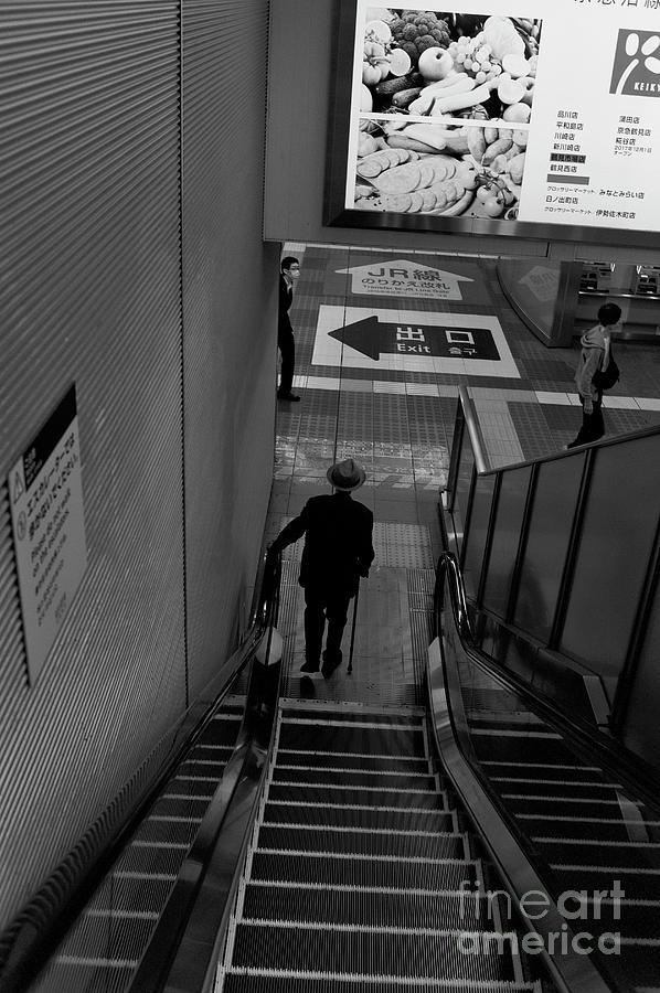Street Japan Photograph