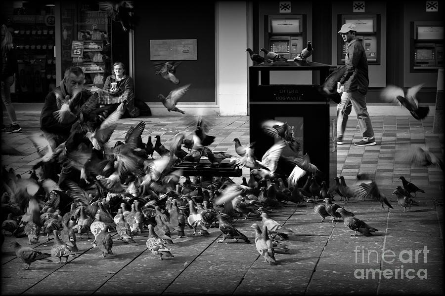 Street Life by Yvonne Johnstone