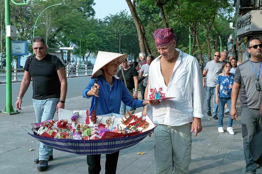 Street View in Hanoi by Dubi Roman