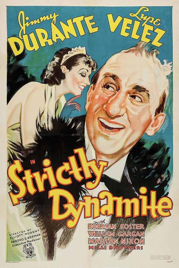 strictly Dynamite, 1934 Mixed Media