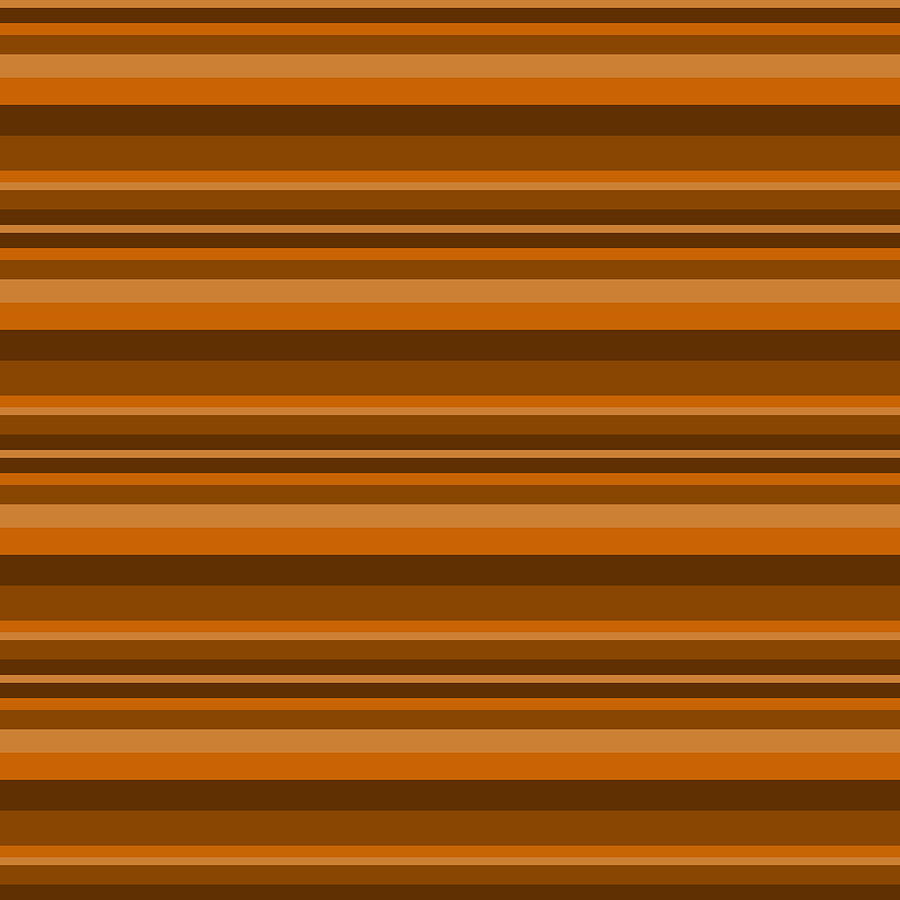 Stripe Brown by Max Coffey