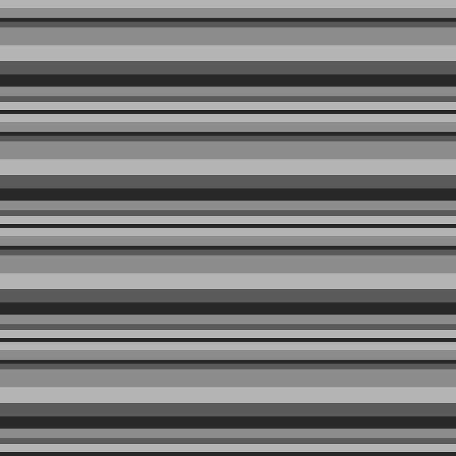 Stripe Gray by Max Coffey