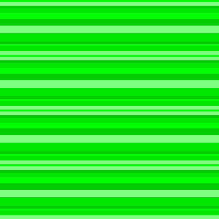 Stripe Green by Max Coffey