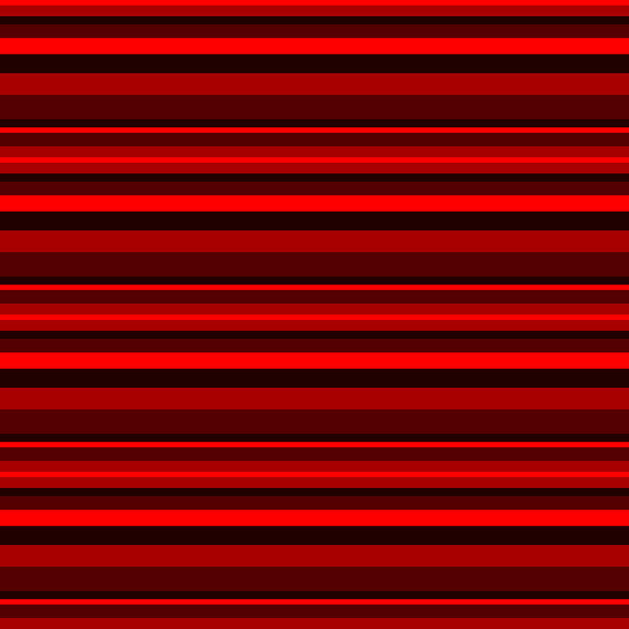 Stripe Red by Max Coffey