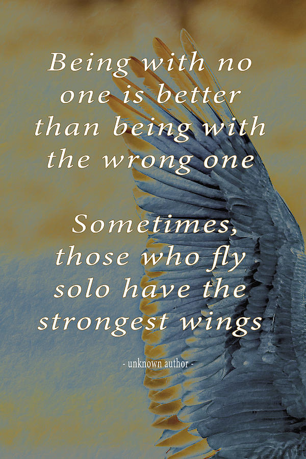 Strongest Wings Photograph