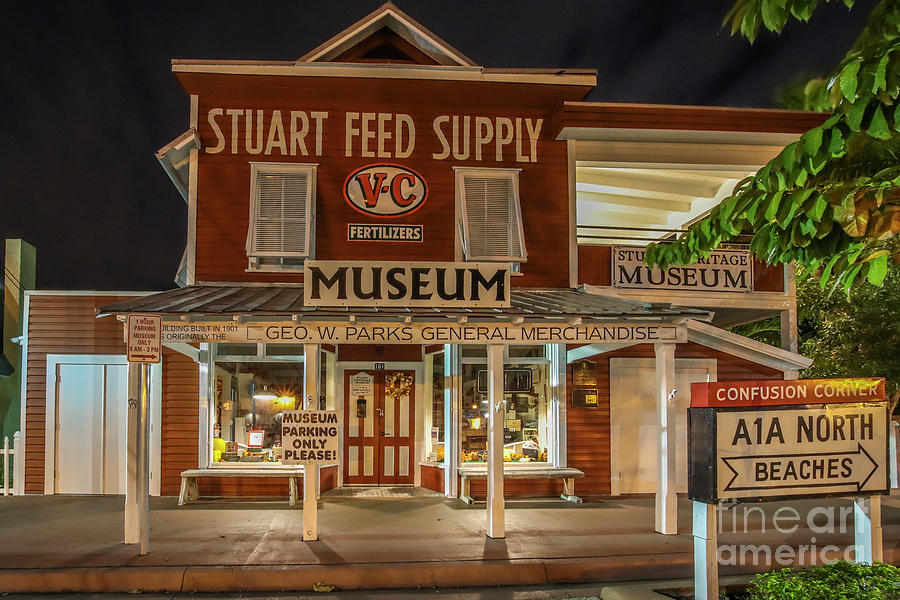 Stuart Feed Supply #1 by Tom Claud