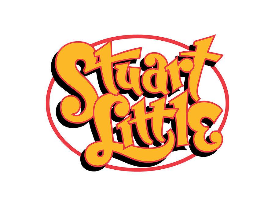 Stuart Little Digital Art