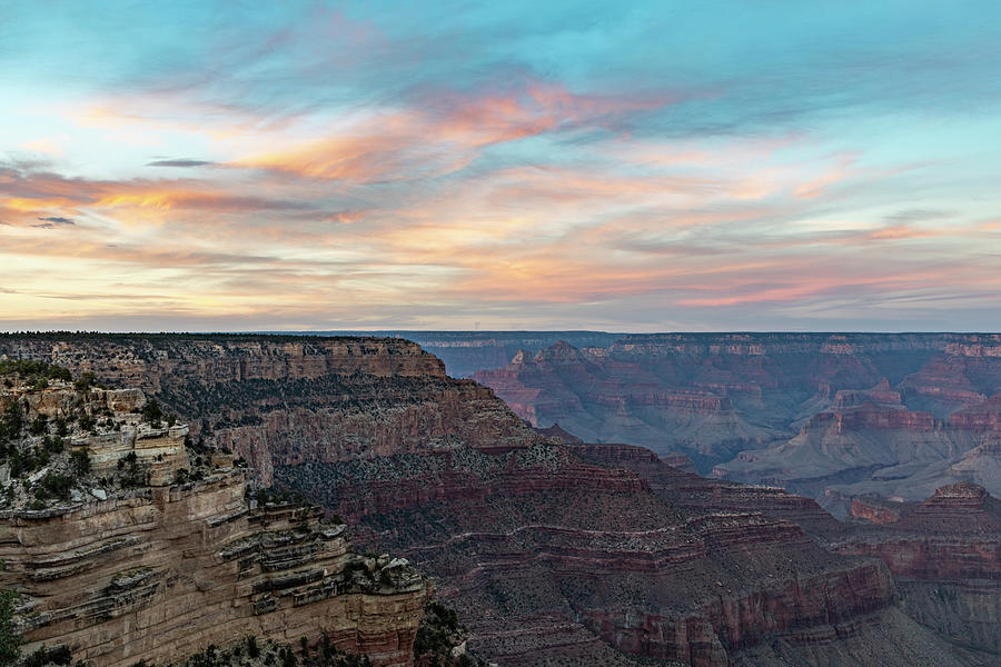 Arizona Photograph - Sublime Sunset by James Marvin Phelps