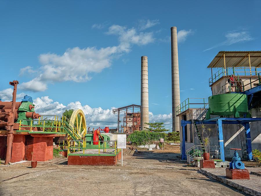 Sugar Factory by Uri Baruch