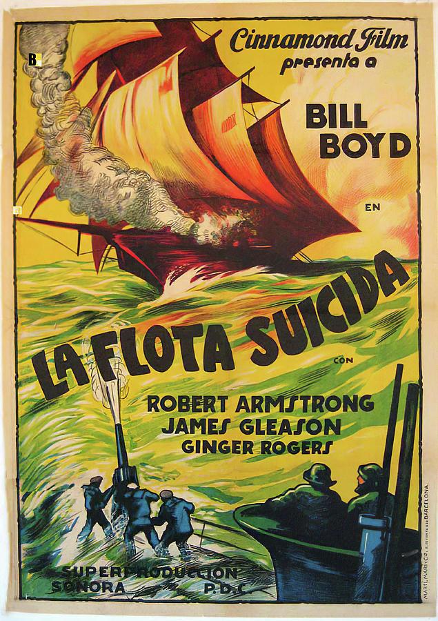 suicide Fleet, 1931 Mixed Media