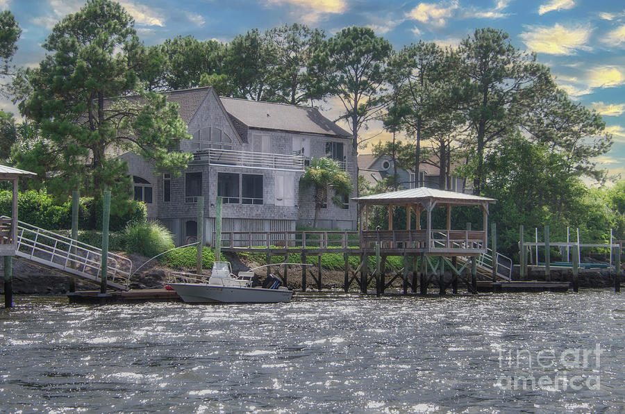 Sullivans Island - Conquest Ave Photograph