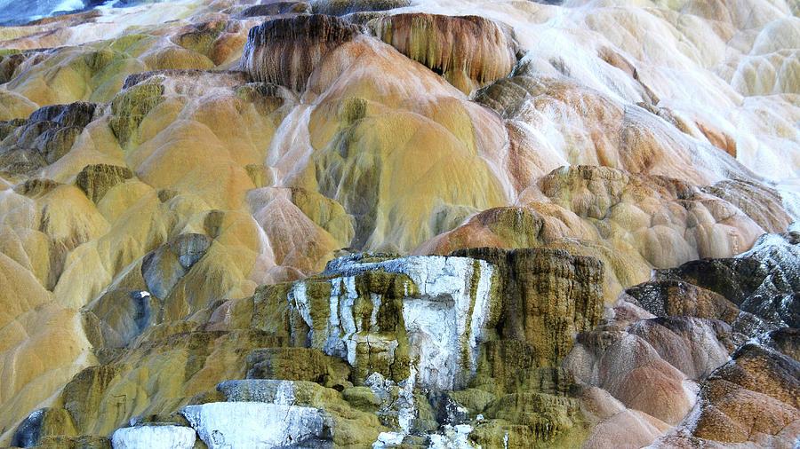 Sulphur Waterfall Photograph