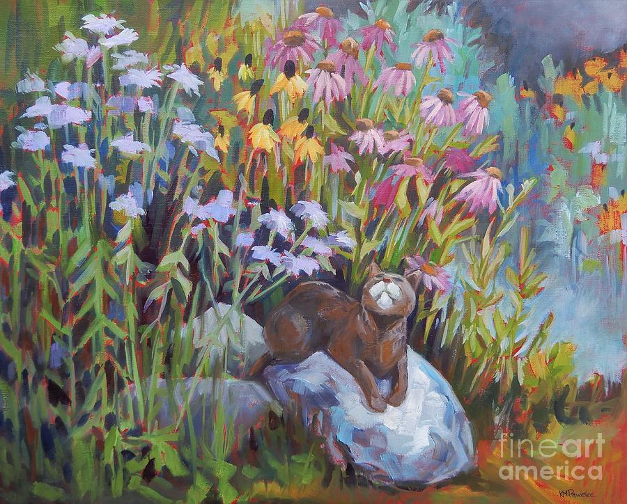 Summer Admiration Painting