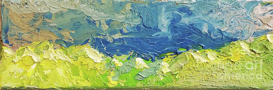 Summer Anticipation Painting