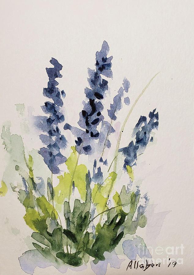 Summer Blue by Stanton Allaben