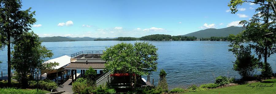 Summer Getaway Lake George Photograph
