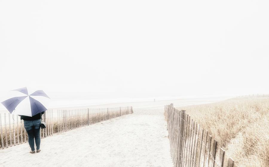 Summer Loves Fade Into Winter's Fog by David Kay