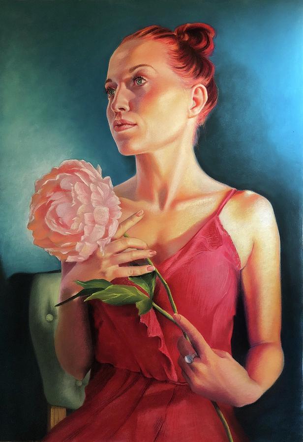 Summer Solitude by Melanie Stimmell Van Latum