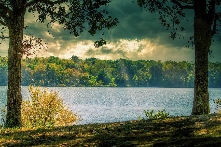 Summer Storm Approaching by Allin Sorenson