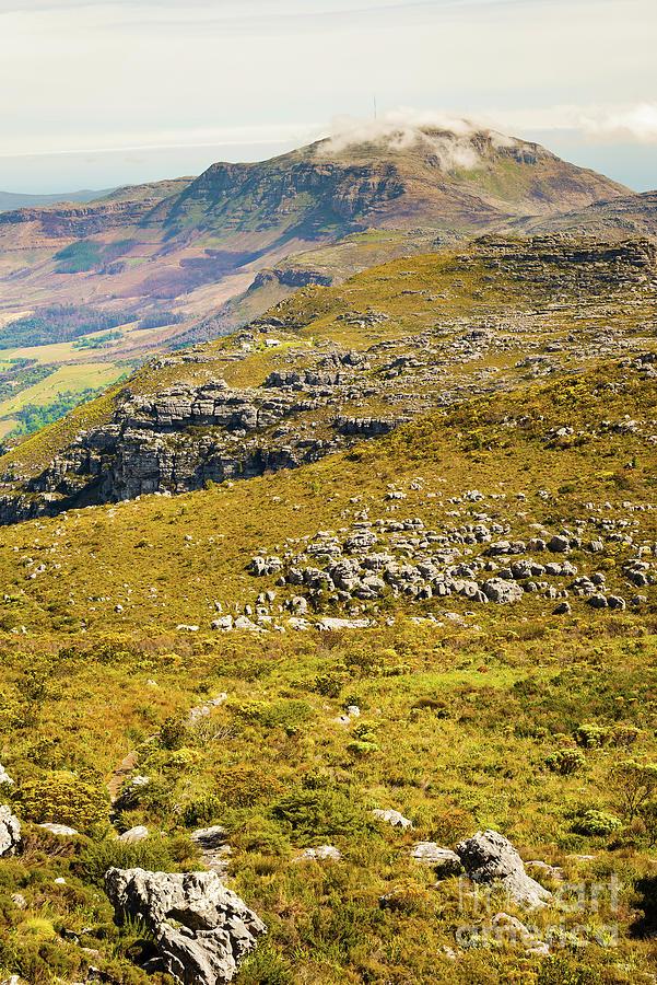 Summit Views Table Mountain Photograph