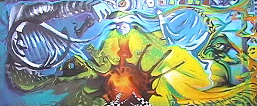 Sun and moon - 2004 by Thomas Olsen