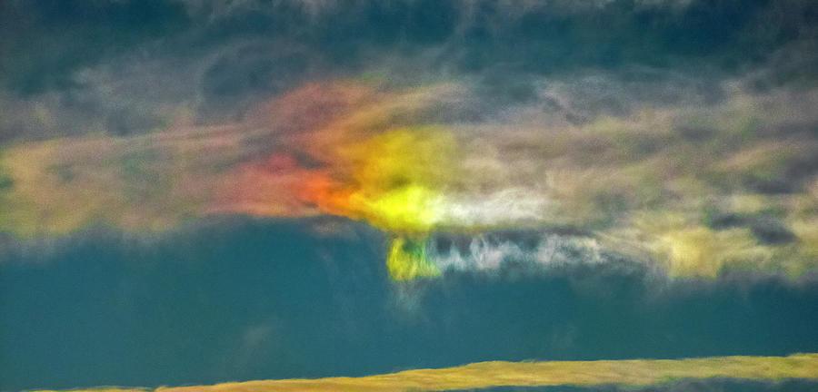 Sun Dog 2011 Photograph