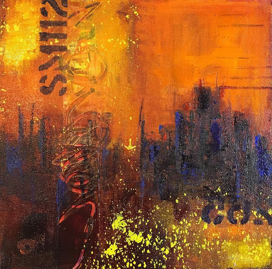 Sun Set by Sheri Moore