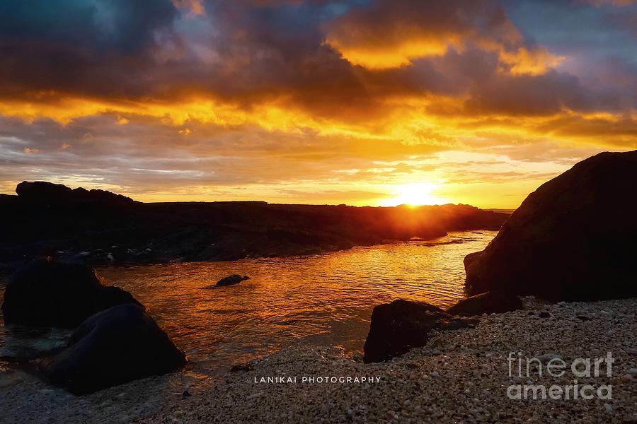 Sun Spark Photograph