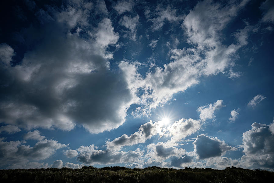 Sunburst Photograph