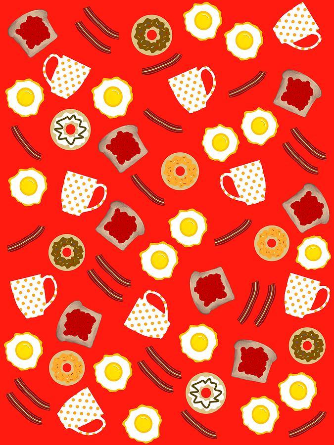 Sunday Morning Breakfast by Kathleen Sartoris