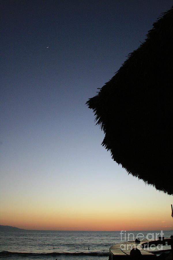 Canada Photograph - Sundown by Mary Mikawoz