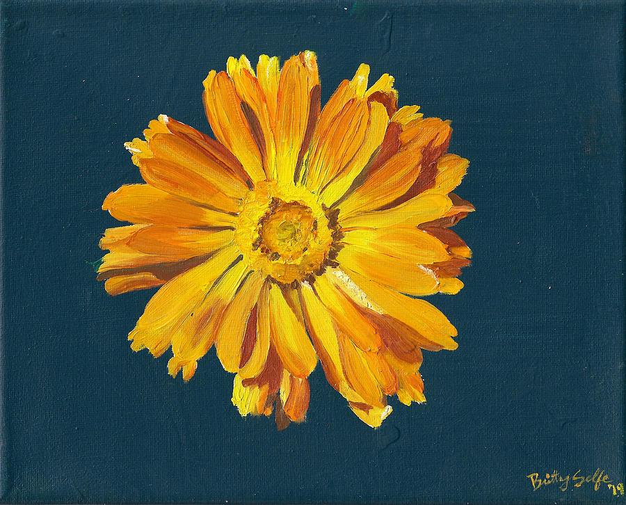 Sunny Daisy by Brittany Bert Selfe