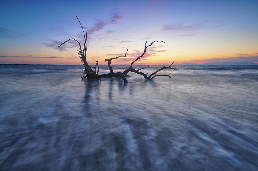 Sunrise Again at Jekyll Island by Jon Glaser