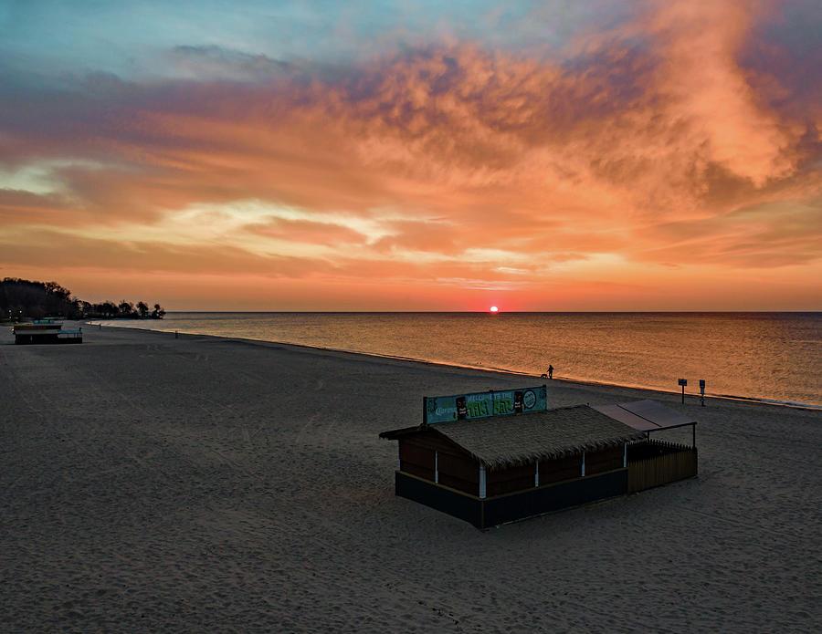 Sunrise At Bradford Beach - #4 Photograph
