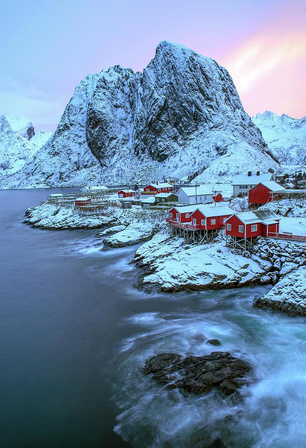 Winter In Hamnoy, Lofoten Islands 1 Photograph