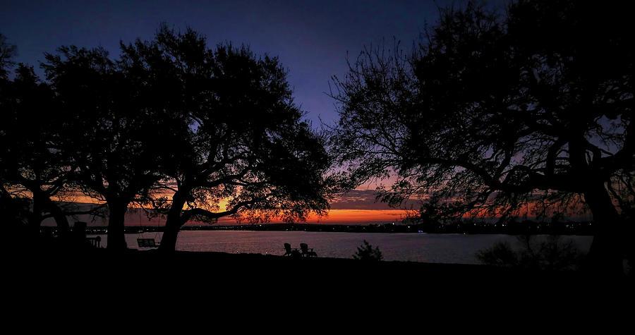Sunrise At Lake Granbury Photograph