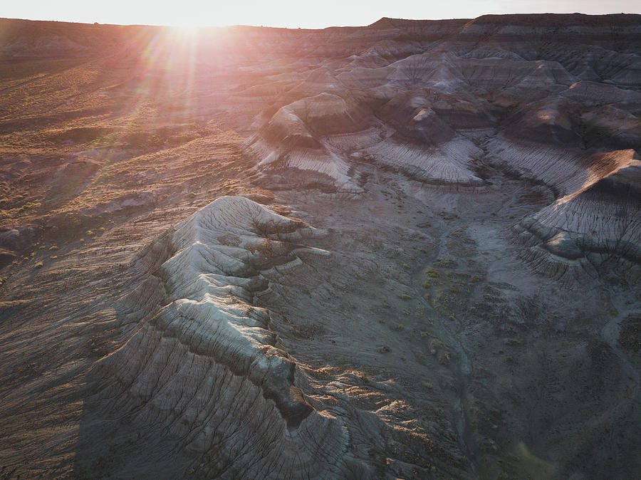 Sunrise in the Painted Desert by Ryan Lima