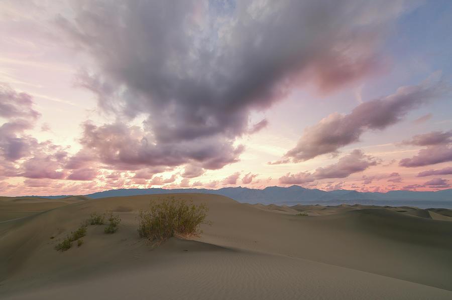 Sunrise on the Dunes by Jon Glaser