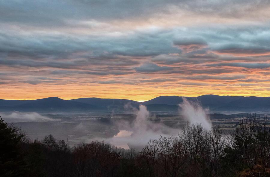 Sunrise View 1 End Of 2019 by Lara Ellis
