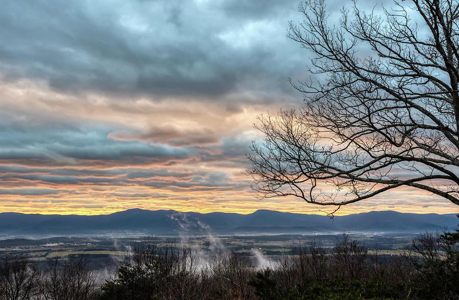 Sunrise View 2 End of 2019 by Lara Ellis