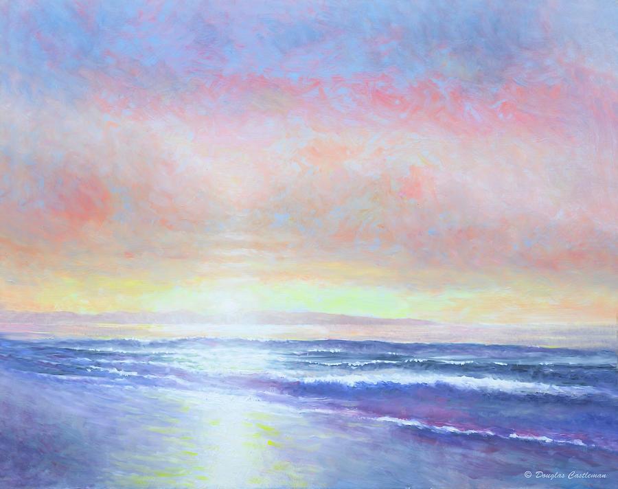 Sunset Beach by Douglas Castleman